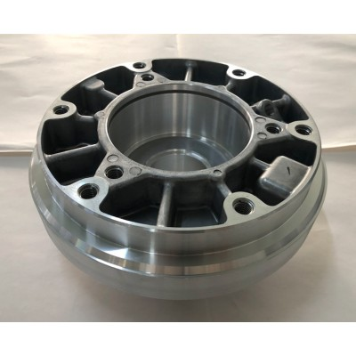 OEM aluminum die casting parts, die cast aluminum part, cast aluminum part, for pump assembling
