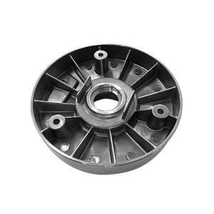 OEM aluminum die casting parts, die cast aluminum part, precision casting part, for pump assembling