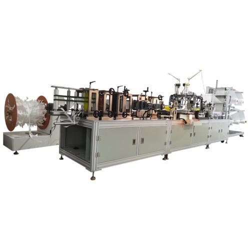 Fully automatic KN95 mask machine