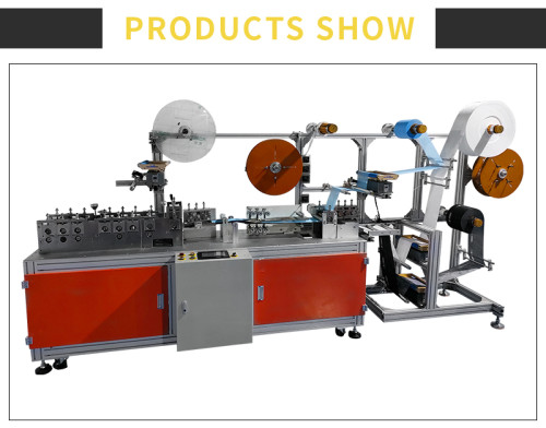 fully automatic high speed positioning print with double nose wire film mask machine