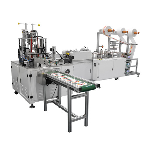 new automatic colorful customizedpositioningprinting with servo positioning 3ply flat pattern mask machine can one key switch adult to kids size of mask