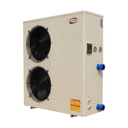 26KW swimming pool heat pump (SHPH-26CH-Dual system)