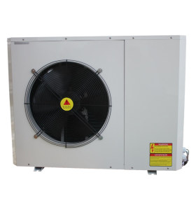 380V 12KW EVI monobloc heat pump(SHAW-12EVIM)