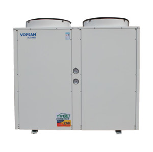 380V 40KW EVI monobloc heat pump(SHAW-40EVIM)