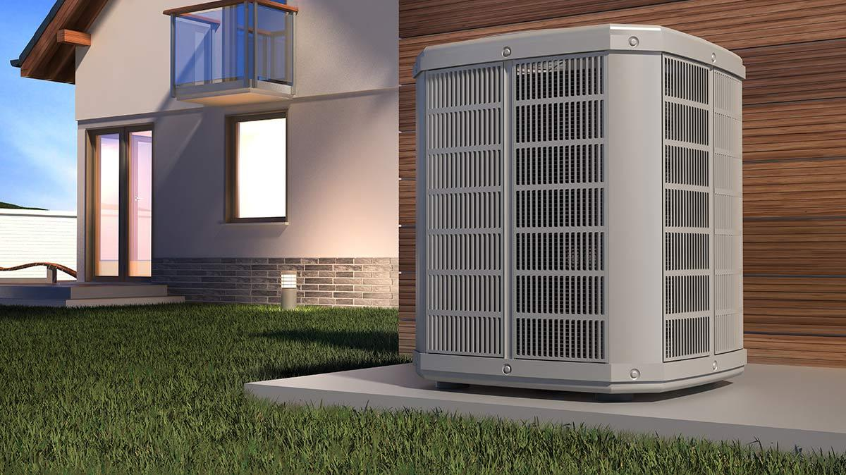 the nature and working principle of the heat pump