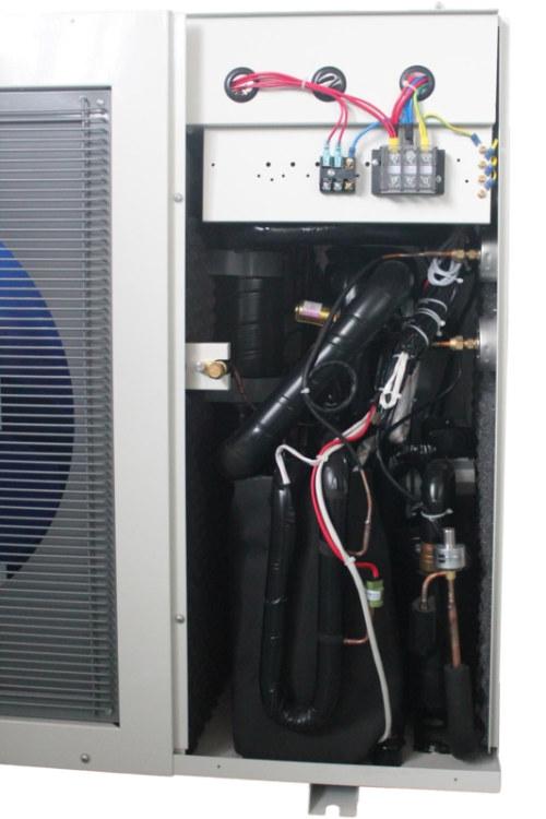 9KW DC Inverter Air to Water Heat Pump(SHAW-9DM1)