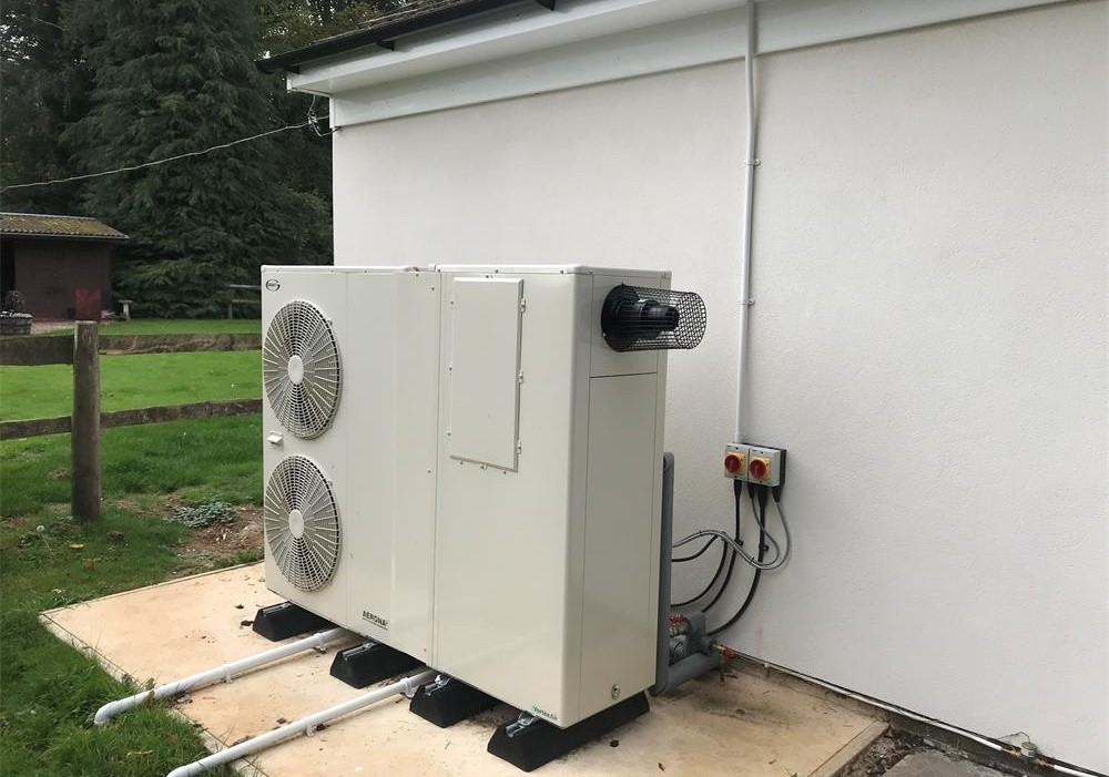 common faults and diagnosis methods of air source heat pumps