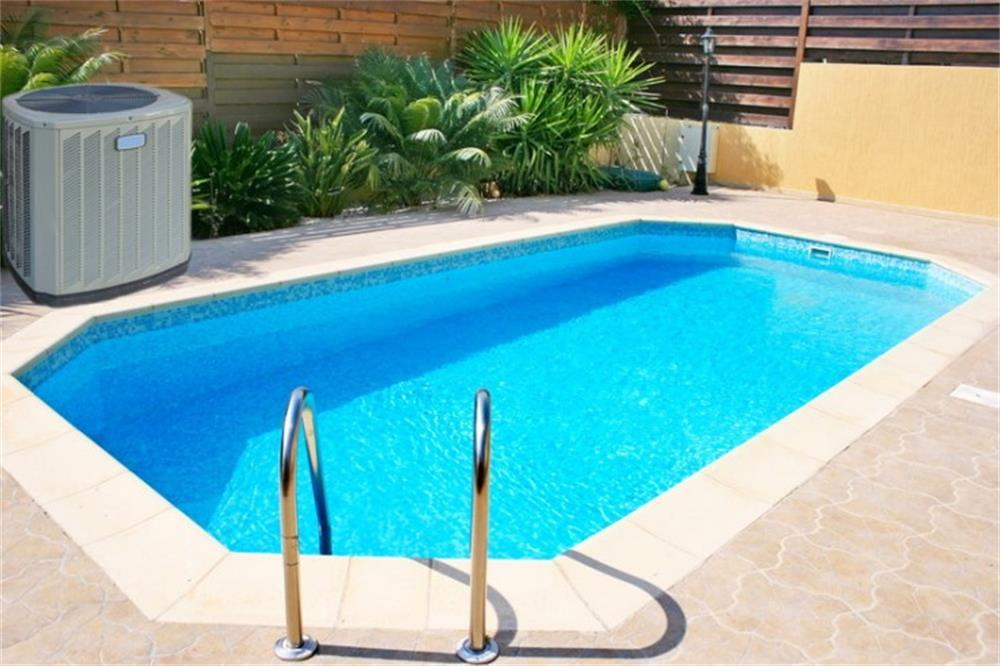 the working principles and characteristics of swimming pool heat pumps