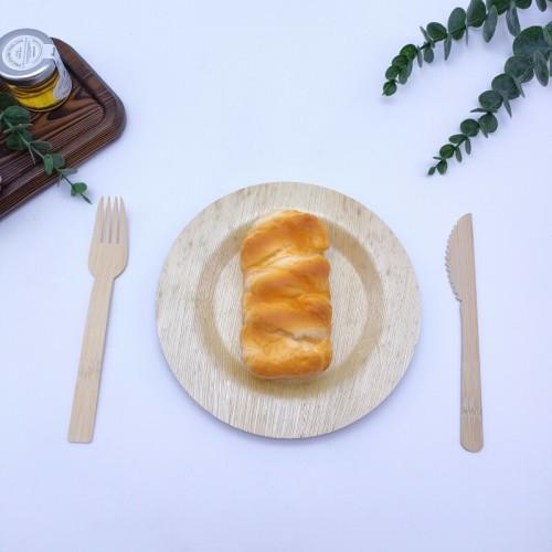 Reusable and Natural Bamboo Fork