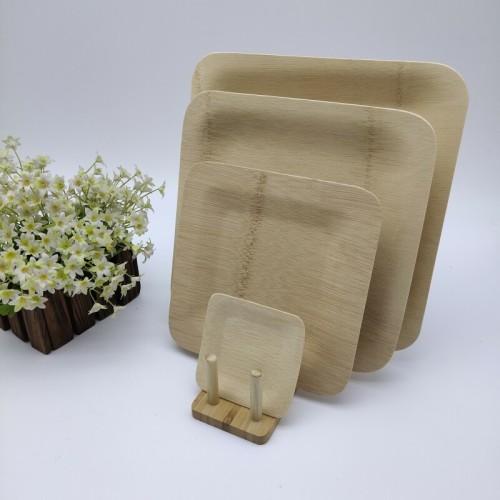 Natürliche und wegwerfbare Bambusfurnierplatte