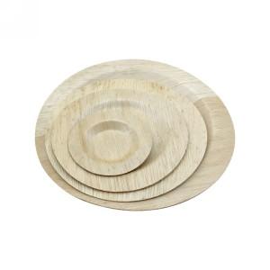 轻便型竹叶盘|餐具|可堆肥|环保|批发和定制