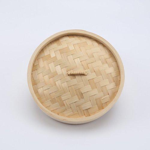 Natürlicher und umweltfreundlicher Bambusdampfer