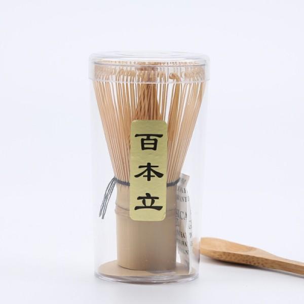 Umweltfreundlicher und hochwertiger Bambus-Schneebesen