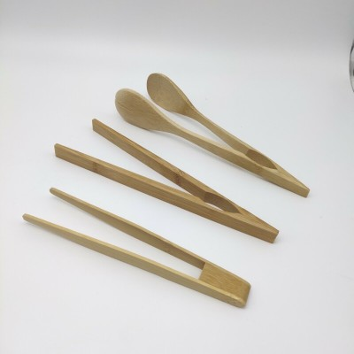 Natural and Reusable Bamboo Tong | for cooking | toaster tongs | toast tongs | toast tongs | kitchen tongs