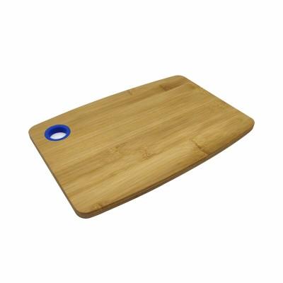 Planche à découper en bambou solide et naturel