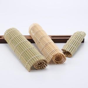 环保一次性竹寿司垫|竹寿司滚动垫|籫