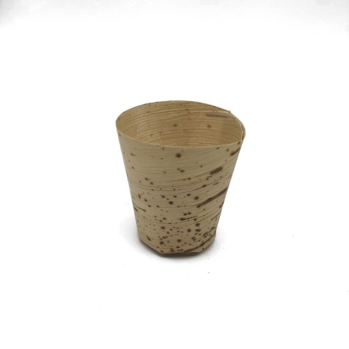 Disposable Bamboo Leaf Cup | Dishware | Compostable | Eco-Friendly | Wholesale and Custom