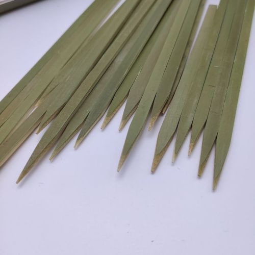 Bamboo Skewers|Wide Flat Bamboo Skewers|Barbucue Skewers|Customizable|Catering|Bendable,Flexible|Smooth Surface| Eco-friendly,100% Natural|Direct-sale,Wholesale