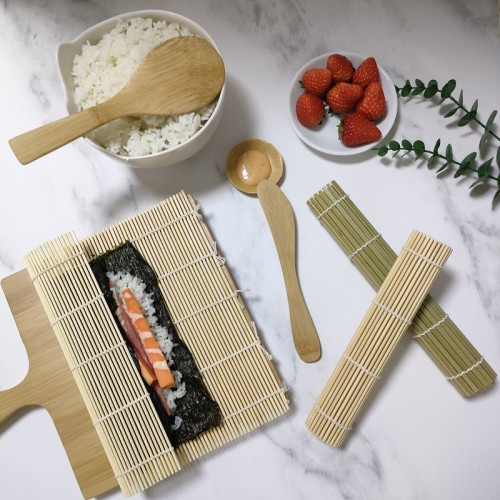 Natural Bamboo Spatula|Rice Spoon|Natural Product, Non-stick|Wholesale,Direct-Sale|Customizable Text, Logo