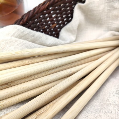 Bamboo Straw|100% Bamboo Product|Eco-friendly|Environment-friendly| Degradable Product|Disposable Straw
