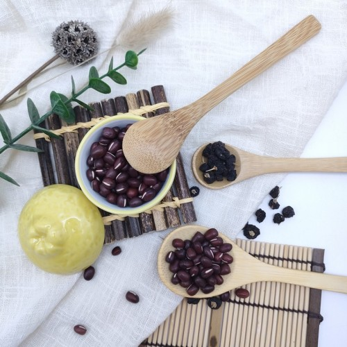 Small Bamboo Spoon | Japanese Handmade Bamboo Spoon | Jam Spoon | Honey Spoon | Customizable Logo | Factory Wholesale