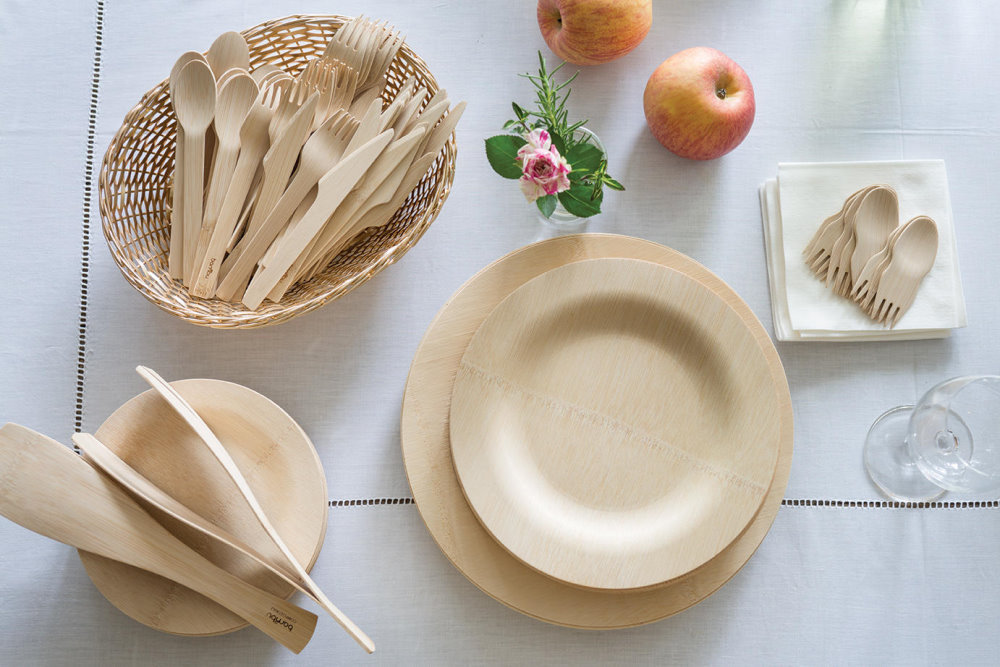 five precautions for the use and maintenance of bamboo tableware