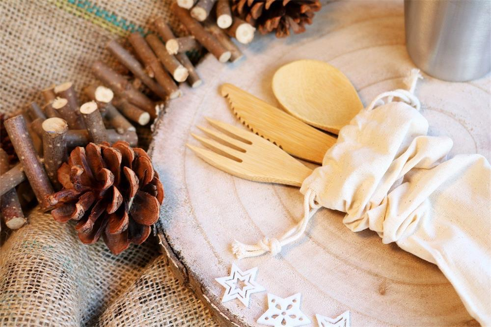 the advantages of bamboo tableware compared with plastic tableware