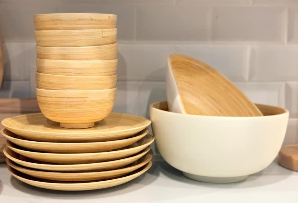 the specific maintenance items for bamboo bowls