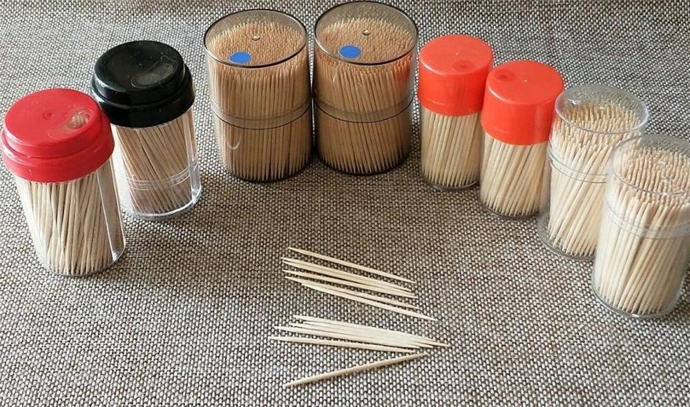 the matters needing attention when choosing bamboo toothpicks