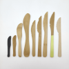 Single Use and Reusable Bamboo Knife   bamboo dishware set   Bamboo Cutlery   Bamboo Eco-friendly Product Supplier