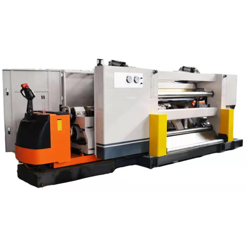 Single Facer Cassette type Corrugated Machine Factory