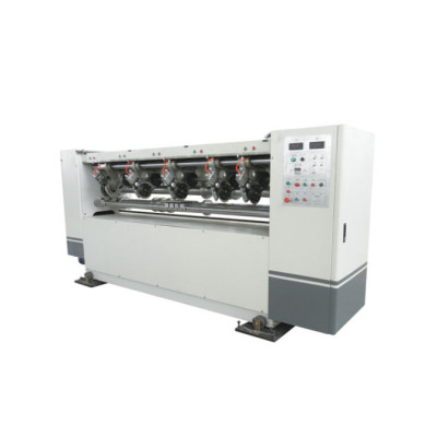Precise Thin Blade slitter scorer machine for Corrugated Box making machine