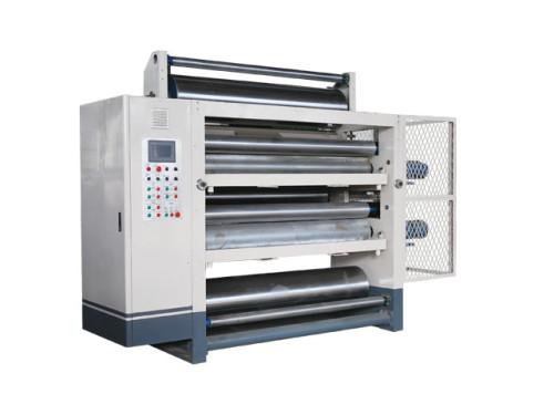 Double Sheets Folder Gluer machine for corrugated production line