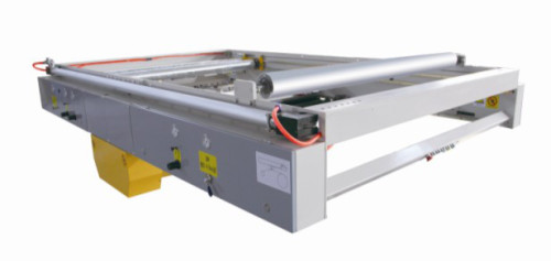 All PLC Automatic Paper Splicer for Corrugated Cardboard Production line