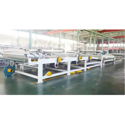 Cardboard Automatic UP Stacker Machine For Corrugated Board Making Line