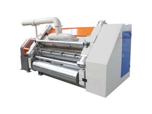 China Automatic 2ply Corrugated Cardboard Production Line