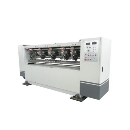 Precise Thin Blade slitter scorer machine for Corrugated Box making machine