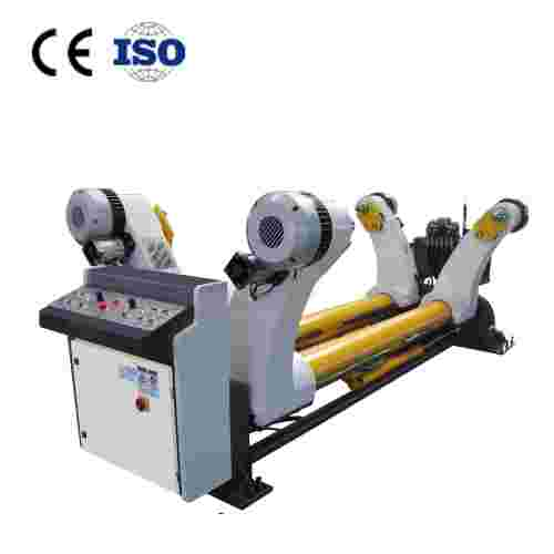 2-layer corrugated board production line / food packaging carton production machine WJ-150-1600  corrugated paper box corrugated carton produ
