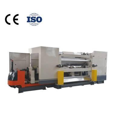 Drawer type single side corrugating machine  Single face corrugating machine/corrugated package