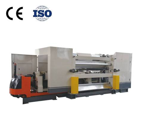 Fully Automatic 3 ply corrugated board production line Carton machinery high speed corrugated board produ