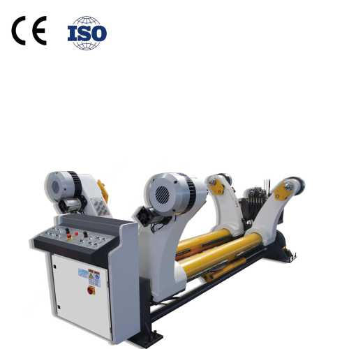 High performance Shaftless Mill Roll Stand for corrugator for Corrugated Cardboard Production Line