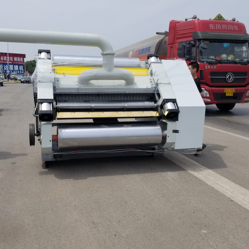 Corrugated single side machine ZH-SF New High Quality Stable And Safe Electric St