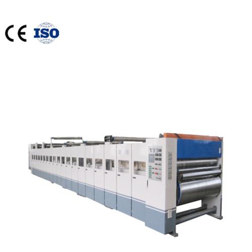 China Double Facer Manufacturer Multi ply carton corrugated board making machine Corrugator