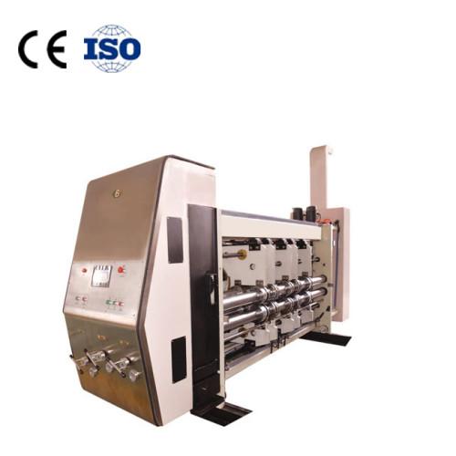 Model 1424 is used for die-cutting of carton printing machine Flexo printer slotting machine