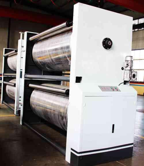 Corrugated Paper Preheater Machine  RG-1-600 top(core)paper preheater