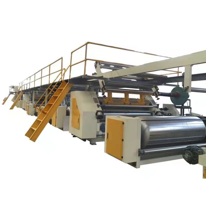 A brief analysis of the production process and common problems of corrugated board production line