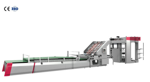 HCL B Automatic Flute Laminator Machine Suitable for corrugated veneer  Fully Automatic Corrugated Flute Laminating Machin