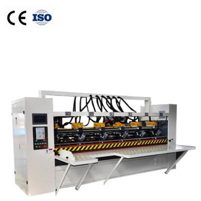 Computer control thin blade cutting and creasing machine  NC-200N thin blade slitter scorer machine