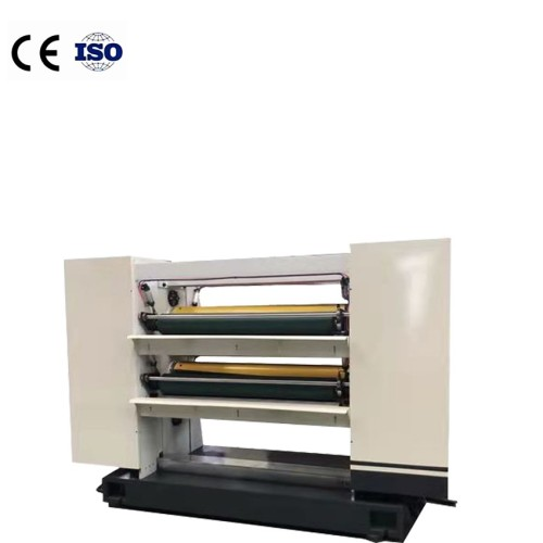 Hengchuangli double spiral knife crosscutting machine corrugated board production line
