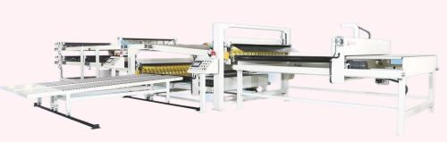 DMC Automatic Stacker Paper Board High Speed Basket Down StackerDMC Automatic Stacker Paper Board High Speed Basket Down Stacker